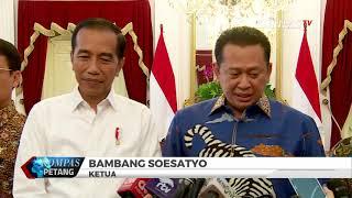 Enam Kepala Negara Hadiri Pelantikan Jokowi-Ma'ruf