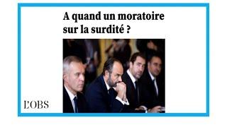 """""""Gilets jaunes"""": """"A quand un moratoire sur la surdité ?"""""""