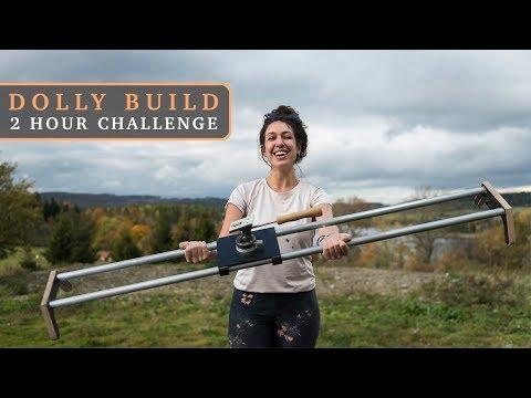How To Make DIY Camera Slider - Dolly Build Begins From Workshop Scraps!