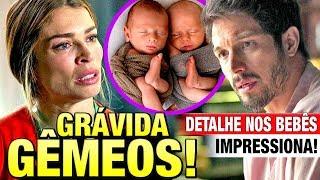 """Final de """"Bom Sucesso"""" – Paloma fica Grávida de Gêmeos, mas um DETALHE nos bebês chocará todo mundo!"""
