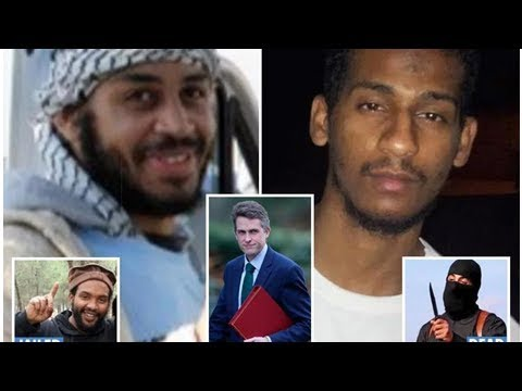 ISIS 'Beatles' shouldn't be brought back to face trial' says Defence Secretary