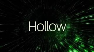 D.O.P. - Hollow [Bishop Briggs Hi-Lo Hollow Sample] Lyric Video