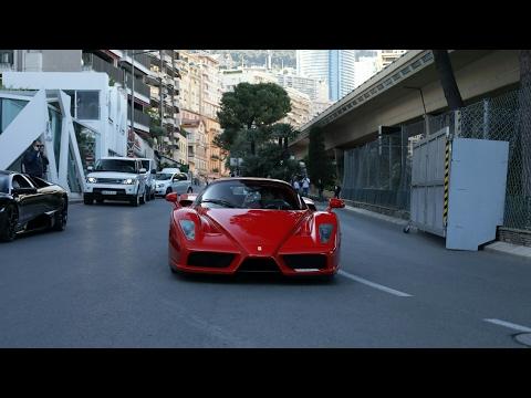 Monaco Top Marques 2017 - ultimate supercar sounds!!
