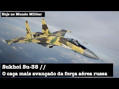 Sukhoi Su-35, o