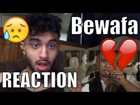 imran-khan---bewafa-(official-music-video)-reaction!!!