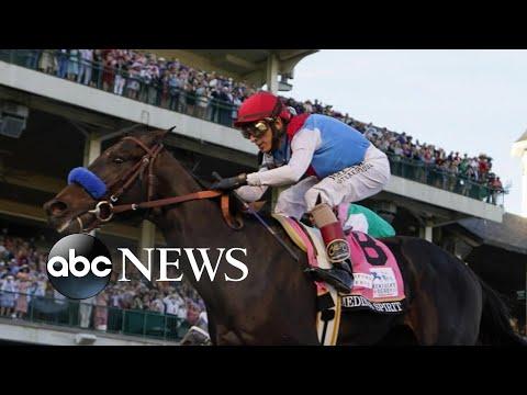 Horse that Won Kentucky Derby Fails Drug Test