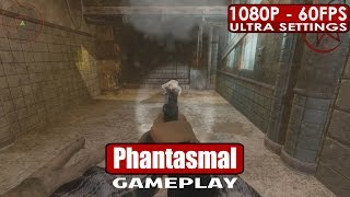 Phantasmal: Survival Horror Roguelike gameplay PC HD [1080p/60fps]