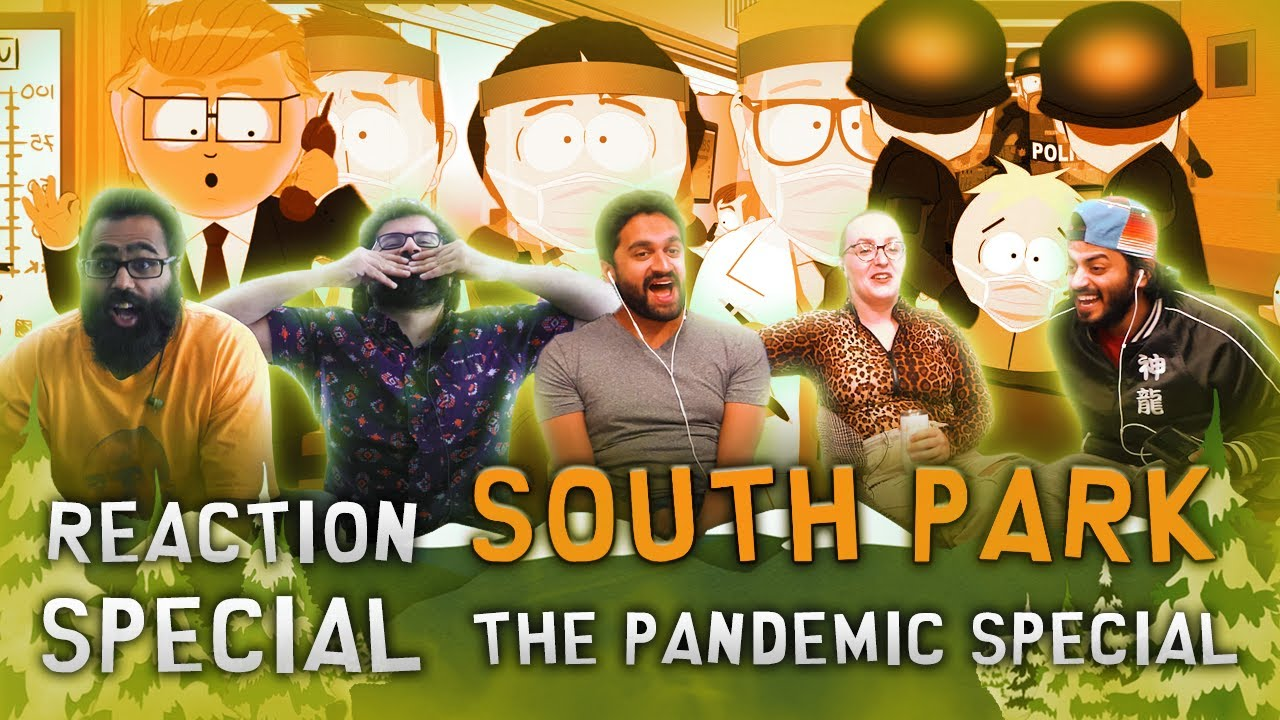 Download South Park - Pandemic Special - Group Reaction