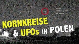 UNGLAUBLICHE EREIGNISSE: Kornkreise & UFOs in Polen