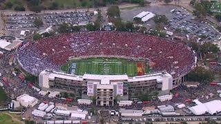 2017 Rose Bowl - USC vs  Penn State game Recap