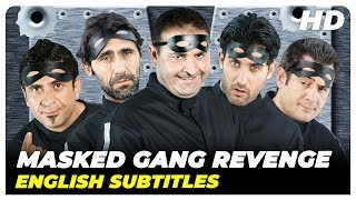 Masked Gang Revenge | Turkish Comedy Full Movie ( English Subtitles )