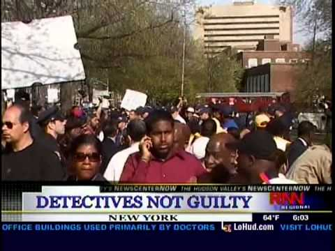 NYC - Sean Bell Trial Verdict - Tom Schwab Reports from Queens