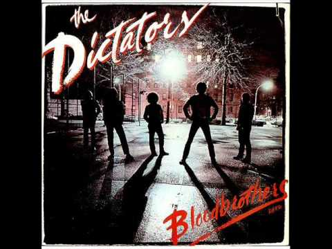 The Dictators - No Tomorrow