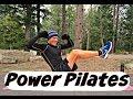 "10 Min Advanced Power Pilates Ab Workout - ""Got Core?"" series 2 of 6"