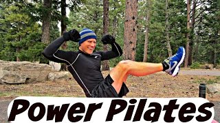 "10 Min Advanced Power Pilates Ab Workout - ""Got Core?"" series 2 of 6"
