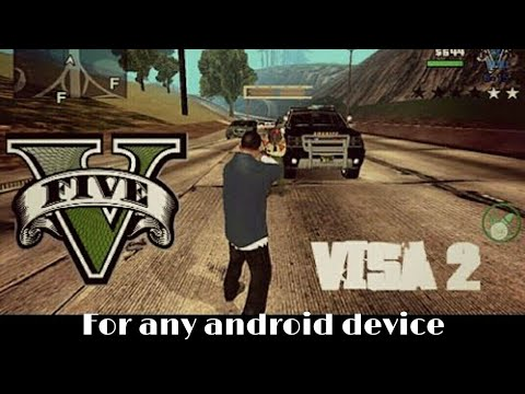 How To Download Gta Sa Visa 2 In Any Android