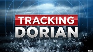 (TRACKING HISTORIC HURRICANE DORIAN) (Weather Channel Livestream)