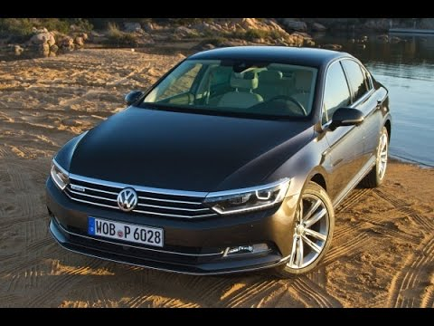 volkswagen passat b8 pierwsza jazda youtube. Black Bedroom Furniture Sets. Home Design Ideas