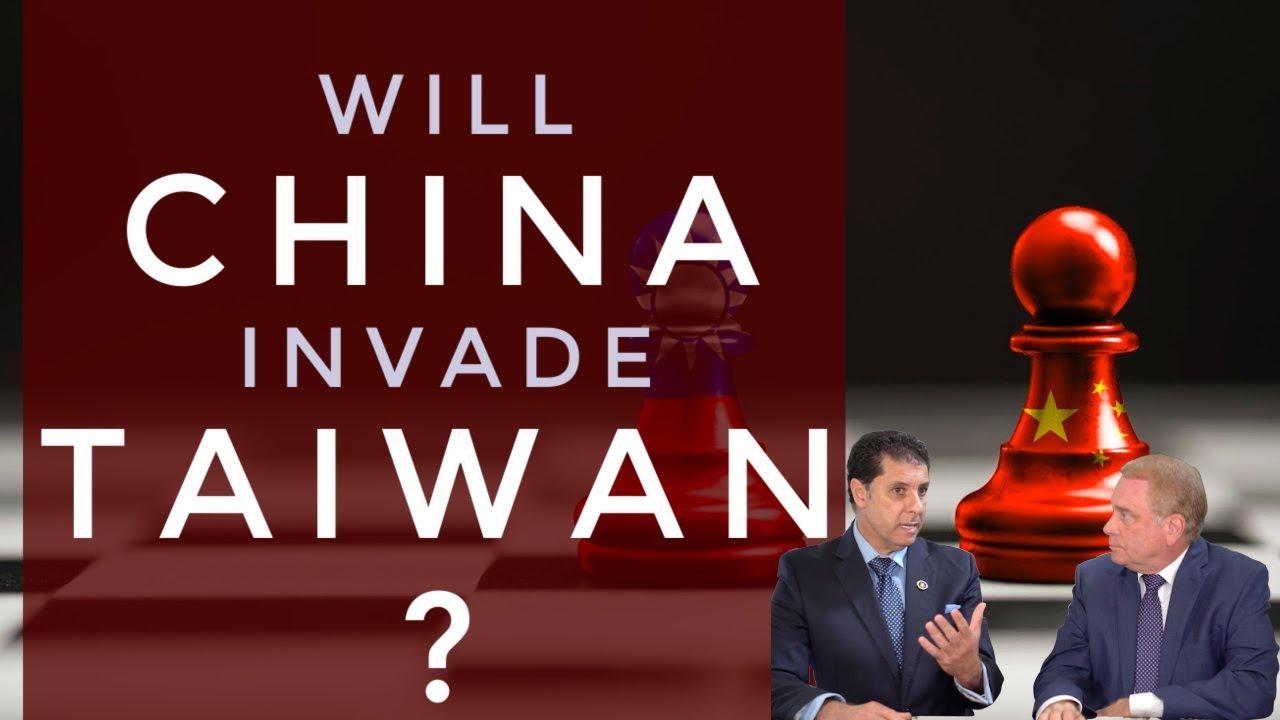 Will China Invade Taiwan?