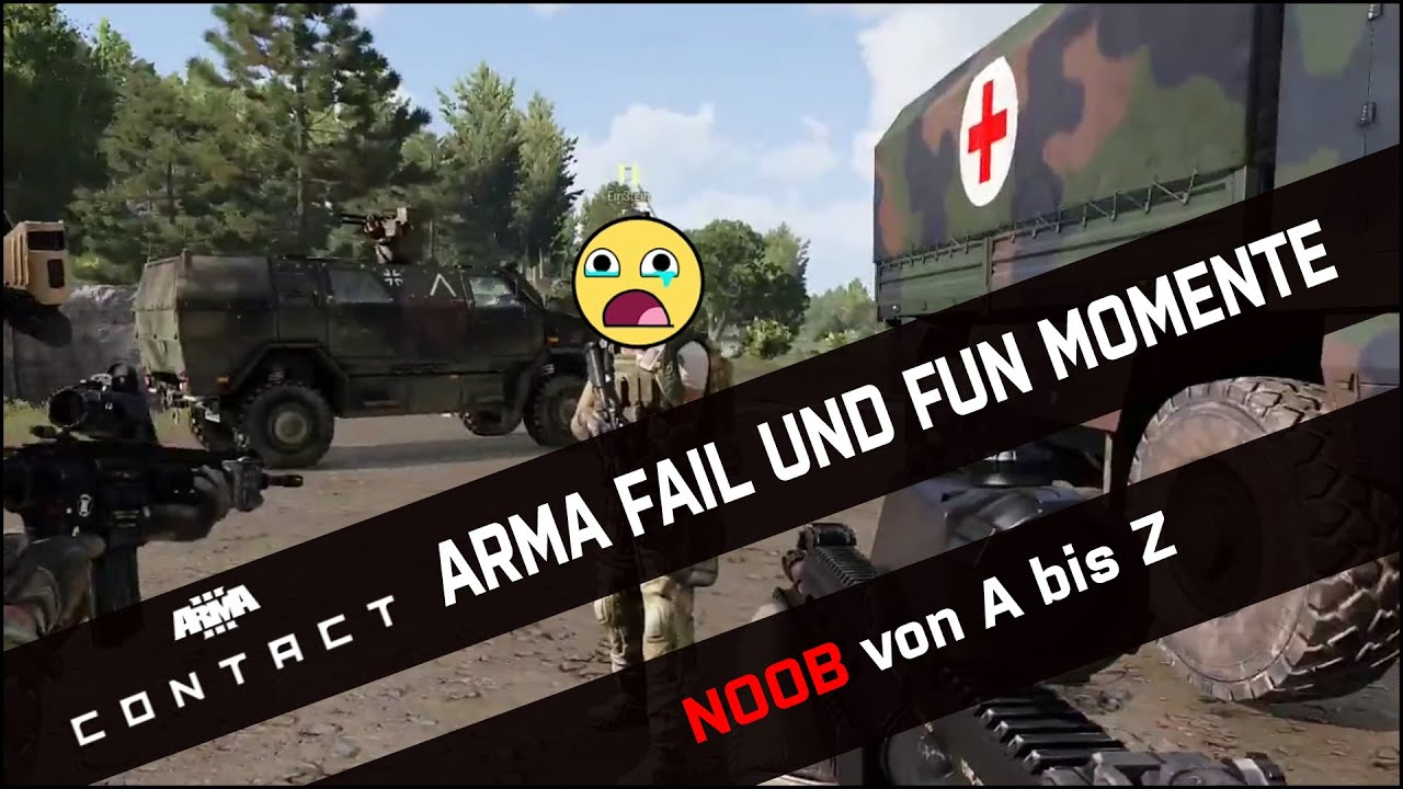 noob von a bis z best of funnygood moments 05 arma 3