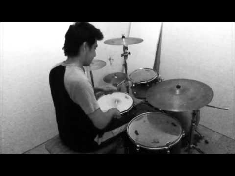 Broken youth - Nico touches the wall - (Drum cover) Chukio  ナルト - Naruto Shippuden ending 6