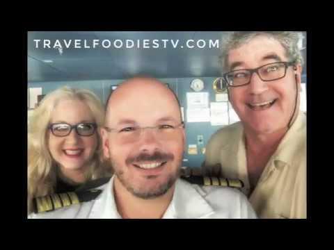 Regent Seven Seas Voyager Interview with  Captain Stanislas