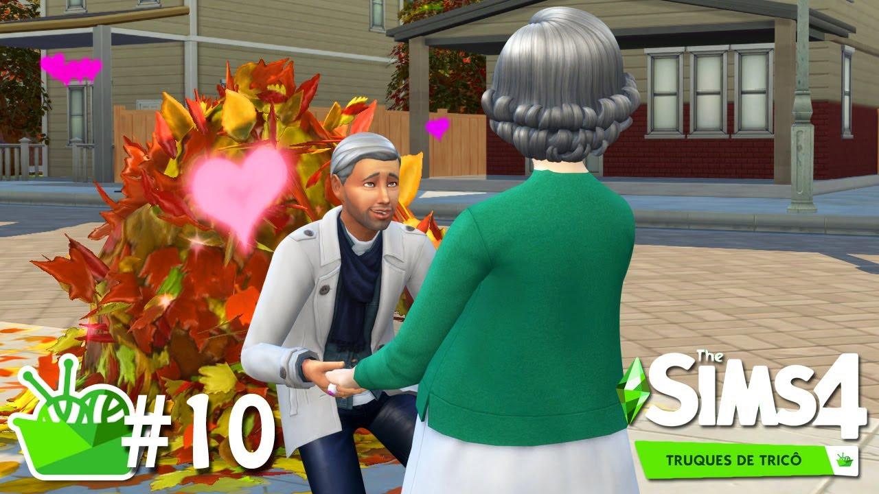 OBA OBA NA TERCEIRA IDADE #10 - Do Lixo ao Tricô - The Sims 4