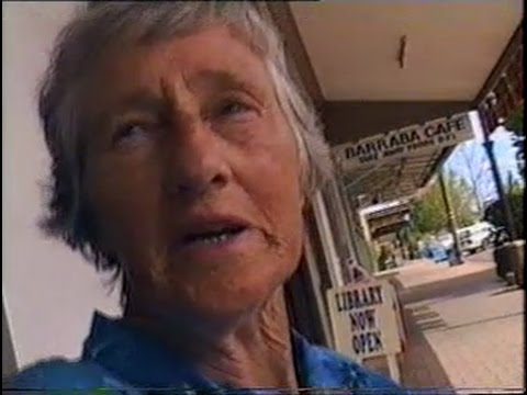 Fascinating UFO Witness Interview's at Barraba, NSW, Australia on 5 February 2003 (Part 3 of 3)