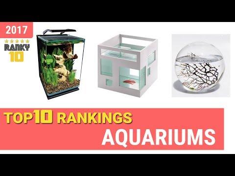 Aquariums Top 10 Rankings, Reviews 2017 & Buying Guides