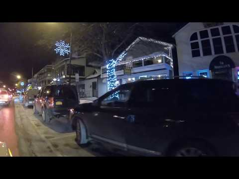 Downtown Ellicottville NY light up night. 11-23-18