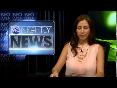 Infowars Nightly News - 16 Aug 2013 - Coml Free