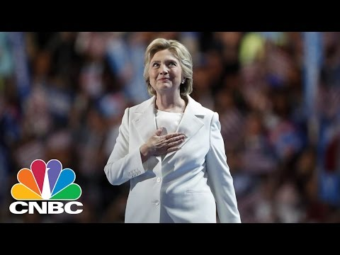 Hillary Clinton Turning Red States Blue | CNBC