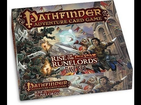 Pathfinder Adventure Card Game review - Board Game Brawl