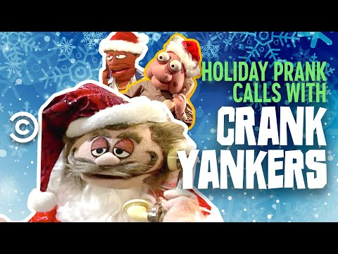 The Most Outrageous Christmas Prank Calls - Crank Yankers
