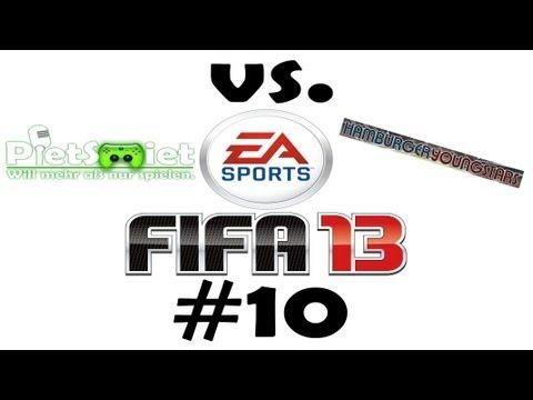 Fifa 13 Youtuber-Turnier bei EA