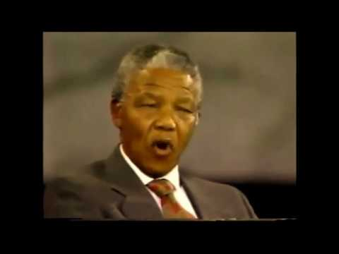 Nelson Mandela on  White Monopoly Capital
