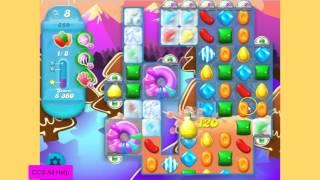Candy Crush Soda Saga Level 659 NO BOOSTERS