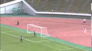 サンフレッチェ広島F.Cユース 2-0 FC東京U-18 【得点者】 81分:7 保手...