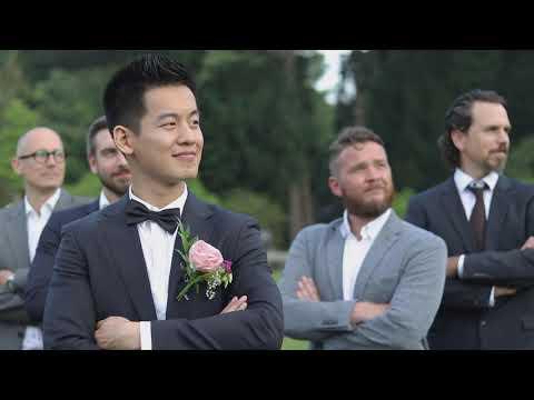 Amy & David   Korean Wedding Bayern   Love Moments