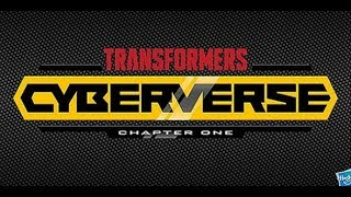 Transformers Cyberverse Figures REVEALED!