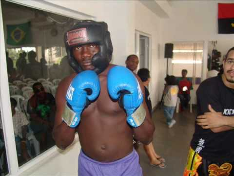 Kickboxing angola - fotos da gala da amizade