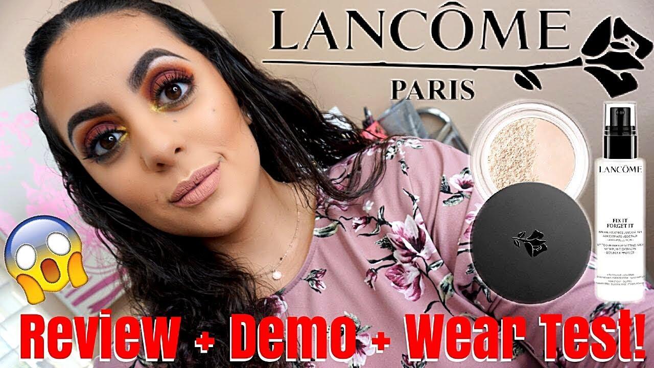 Long Time No Shine Loose Setting Powder by Lancôme #22