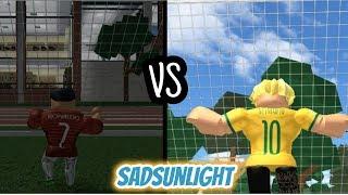 Portugal X Brésil-Bataille de Danse (robLOX version) [Cristiano Ronaldo X Neymar] SadSunLight (sadSunLight)