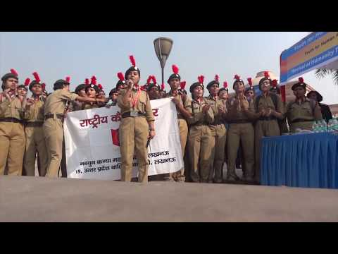 WORLD HUMAN RIGHTS DAY CELEBRATION AT INDIA HQ LUCKNOW - Part 5