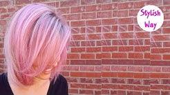 5 Pink Hair Color Ideas ★ part #1
