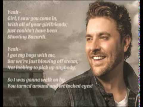 Aw Naw - Chris Young (Lyrics)