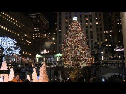La Navidad llega a NYC y Washington