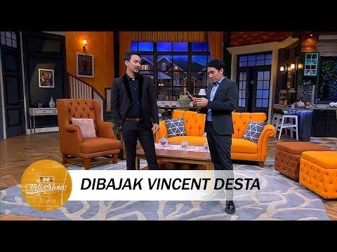 Vincent Desta Ngebajak Ini Talk Show