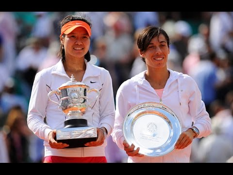 Li Na VS Francesca Schiavone Highlight 2011 F