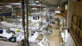 Najad factory tour